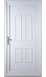 Darlington Solid uPVC Door
