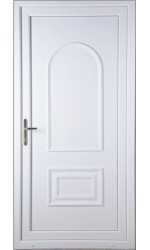 Ellesmere Port Solid uPVC Door