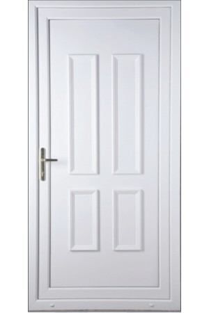Ilkeston Solid uPVC Door