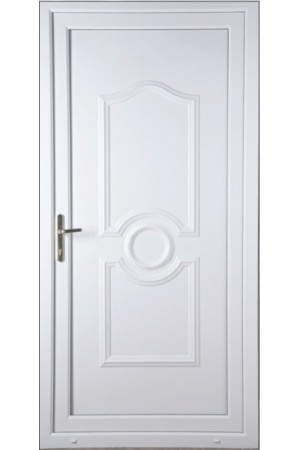 Jacobstow Solid uPVC Door