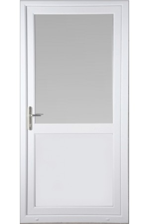 Kings Lynn Flat Panel uPVC Door