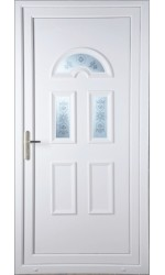 Blackburn  Blast uPVC Door