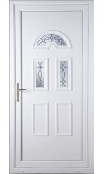 Blackburn Titan Bevel uPVC Door