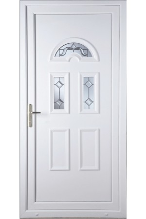 Blackburn Victorian Bevel uPVC Door