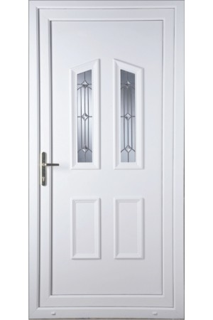 Darlington Georgian Bevel uPVC Door