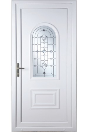 Ellesmere Port Crystal Shimmer uPVC Door