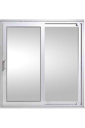 In-Line Sliding uPVC Patio Doors in White
