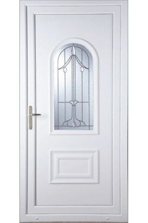 Ellesmere Port Harding Bevel uPVC Door