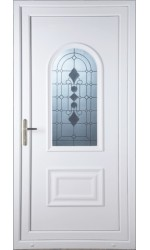 Ellesmere Port Radiance uPVC Door