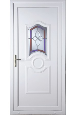 Jacobstow Crystal Gem uPVC Door