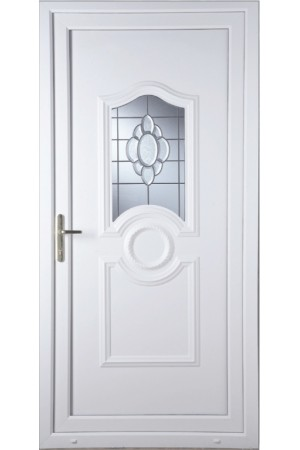 Jacobstow Glue Chip Bevel uPVC Door