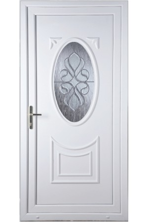 Maidenhead Ice Cluster uPVC Door