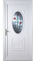 Maidenhead Tulip uPVC Door