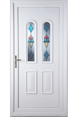 Newport Plumb uPVC Door