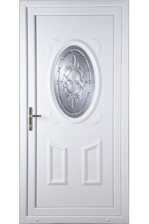 Swansea New Celtic uPVC Door