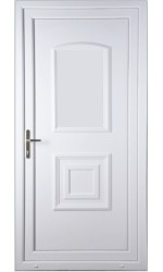 Folkestone Solid uPVC Door
