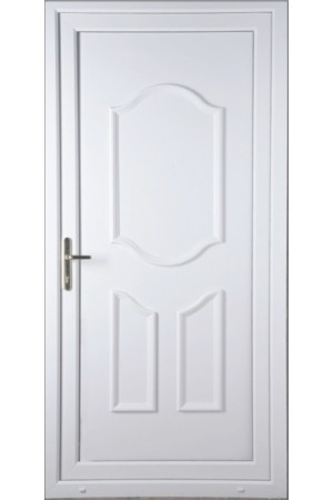 Gravesend Solid uPVC Door