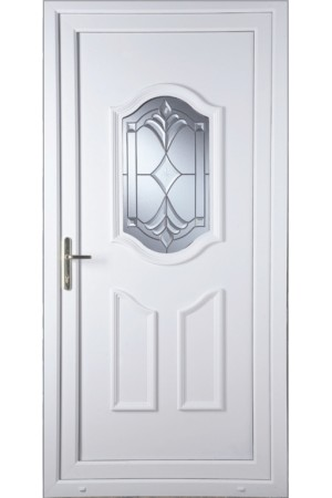 Gravesend York Master uPVC Door