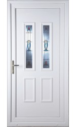 Ilkeston Edwardian uPVC Door