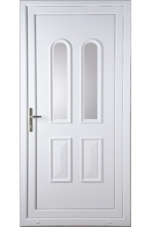 Newport Clear Glazed uPVC Door