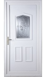Oakham Connah uPVC Door
