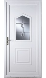 Poole Traditional Tulip uPVC Door
