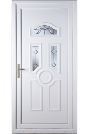 Viewpark Victorian Bevel uPVC Door