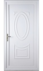 Maidenhead Solid uPVC Door