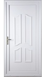 Rotherham Solid uPVC Door
