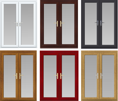 Dont be spooked by upvc french door prices this halloween for Upvc french doors cheap